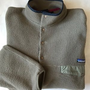 Vintage Patagonia Synchilla Snap-T Pullover XL